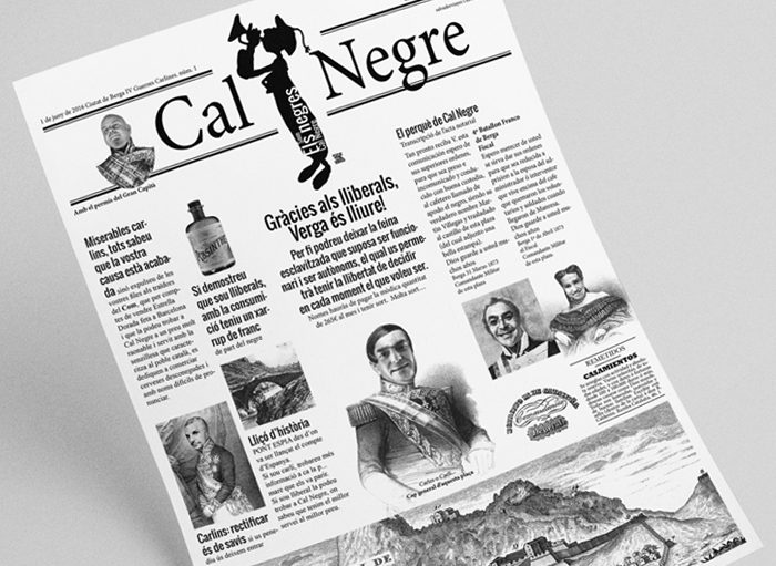 Diari Lliberal de Cal Negre